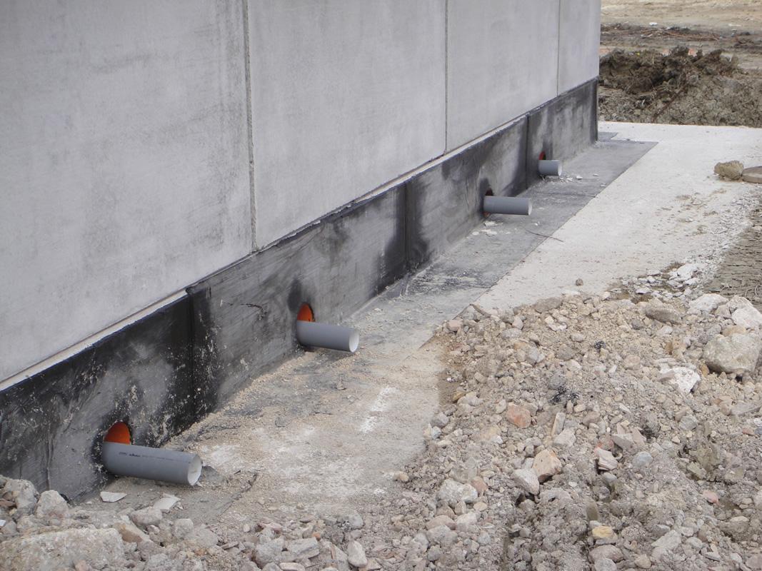 Vespaio Areato Altezza Minima plastiche 3f - foundation moulds: technical characteristics