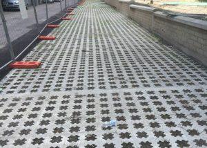 pavimento esterno in calcestruzzo